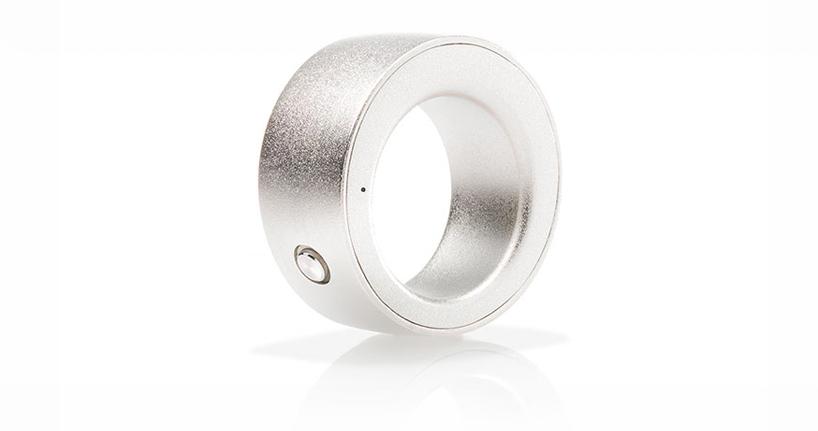 Гаджет кольцо logbar. Фото № 1
