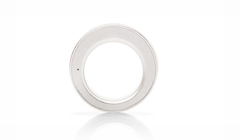 Гаджет кольцо logbar. Фото № 2