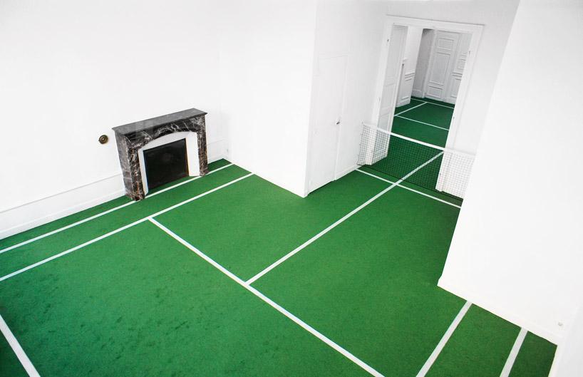 Превращаем квартиру в тенисный корт. Фото № 2