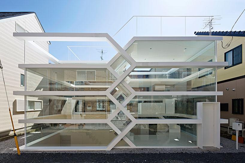 Японский дом. Фото № 1