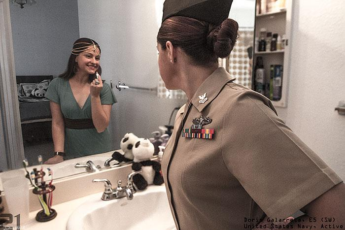 Реальные люди в униформе. Заглянем в душу солдату