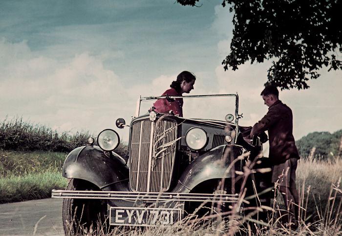 Фотографии молодожено. Вторая мировая война. Фото № 1