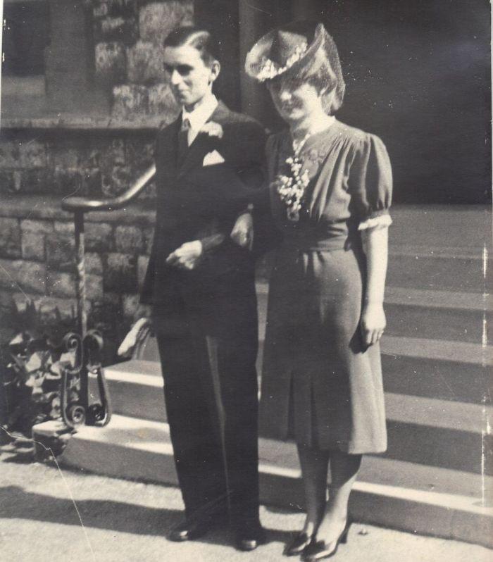 Фотографии молодожено. Вторая мировая война. Фото № 26
