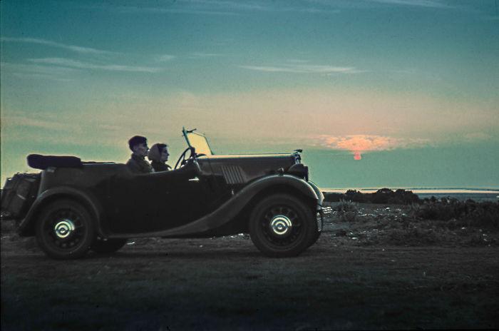 Фотографии молодожено. Вторая мировая война. Фото № 8