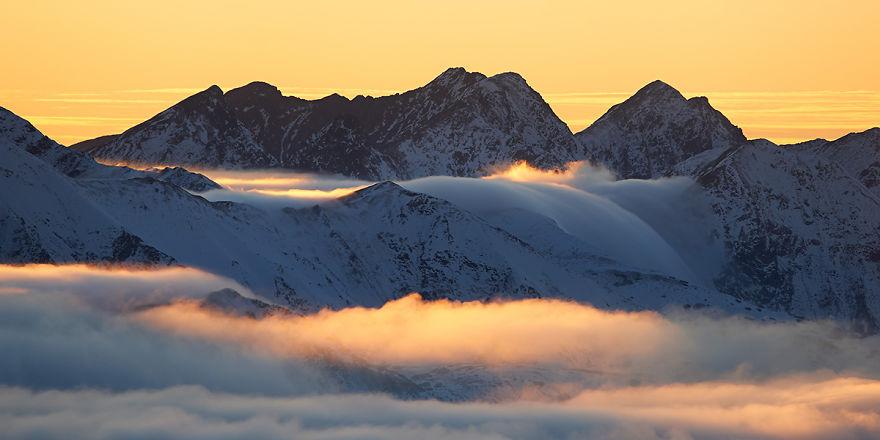 Горы Татры. Фотографии любителя_07