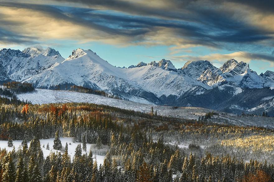 Горы Татры. Фотографии любителя_11