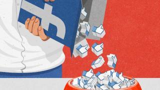 Иллюстрации на тему общества потребления