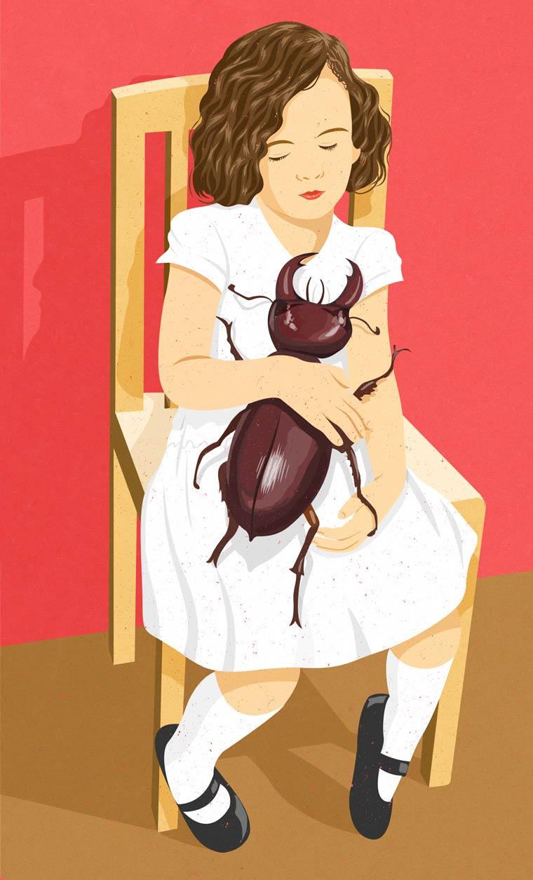 Иллюстрации на тему общества потребления. Фото № 14