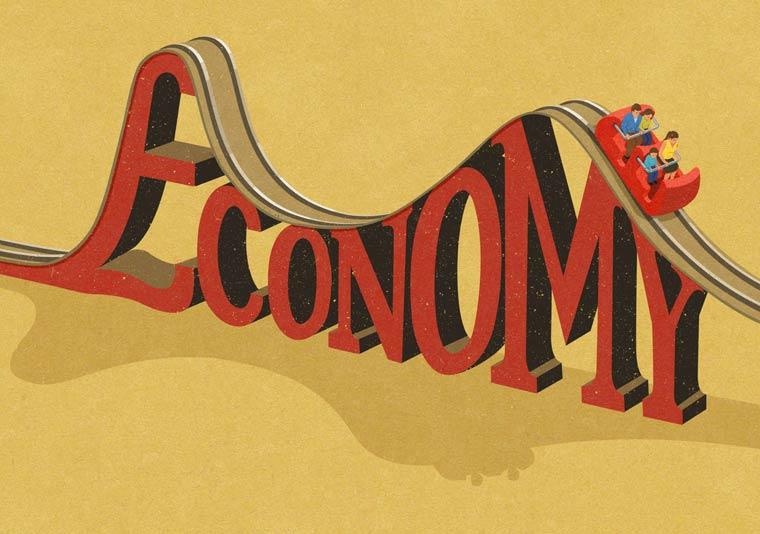 Иллюстрации на тему общества потребления. Фото № 22
