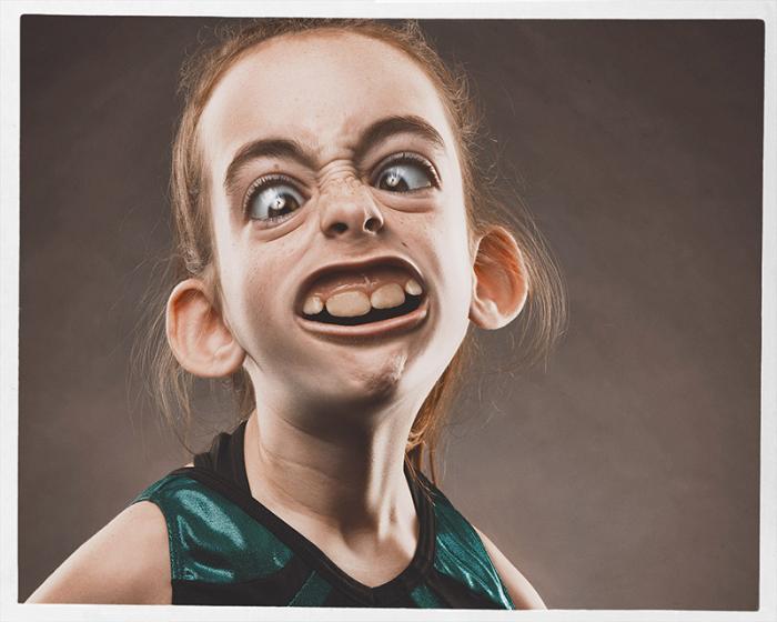 Удивительные карикатуры Берта Маклендона сделанные в фотошопе
