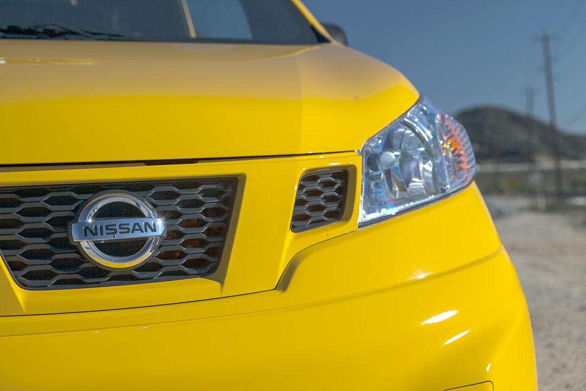 Обзор. 2014 Nissan NV200 Нью-Йорк Такси