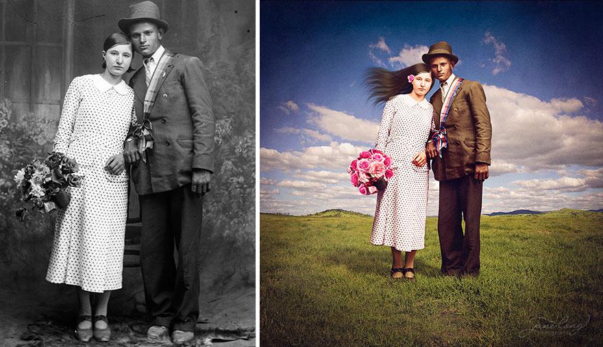 Реставрация фотографий и фотопластин. Фото № 5