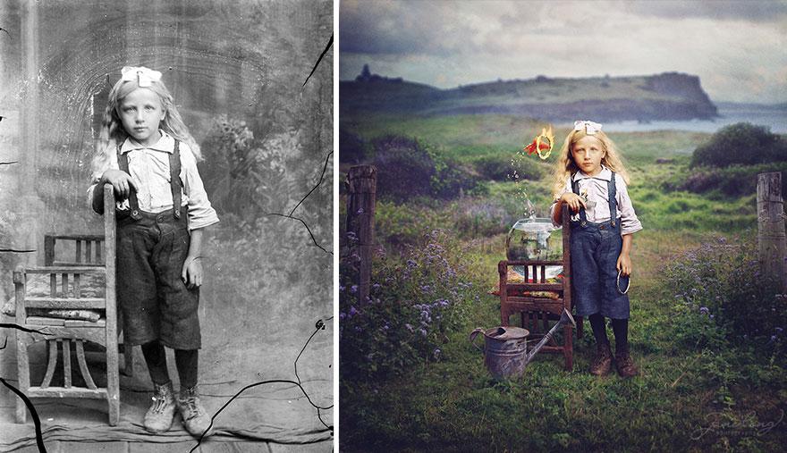 Реставрация фотографий и фотопластин. Фото № 6
