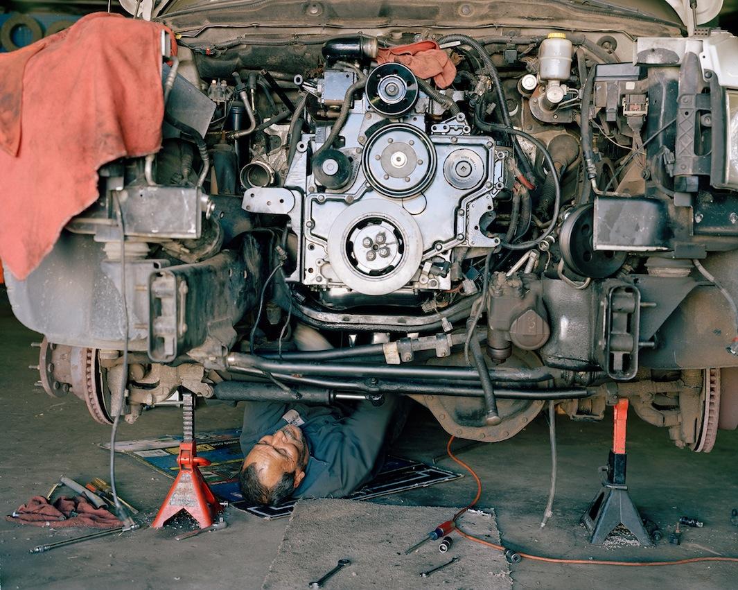 Американская автомобильная культура. Фото № 1