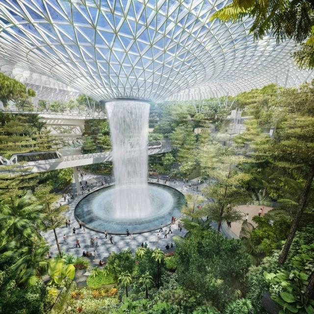 Архитектура зданий Сингапура_1