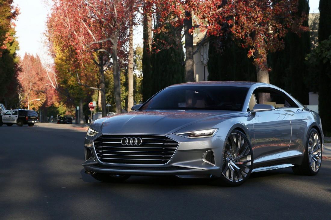 Ауди Пролог. Audi Prologue Concept . Фото№2
