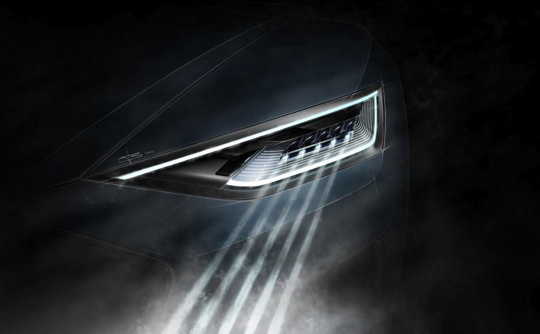 Ауди Пролог. Audi Prologue Concept . Фото№21