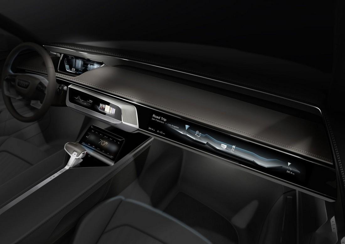Ауди Пролог. Audi Prologue Concept . Фото№22