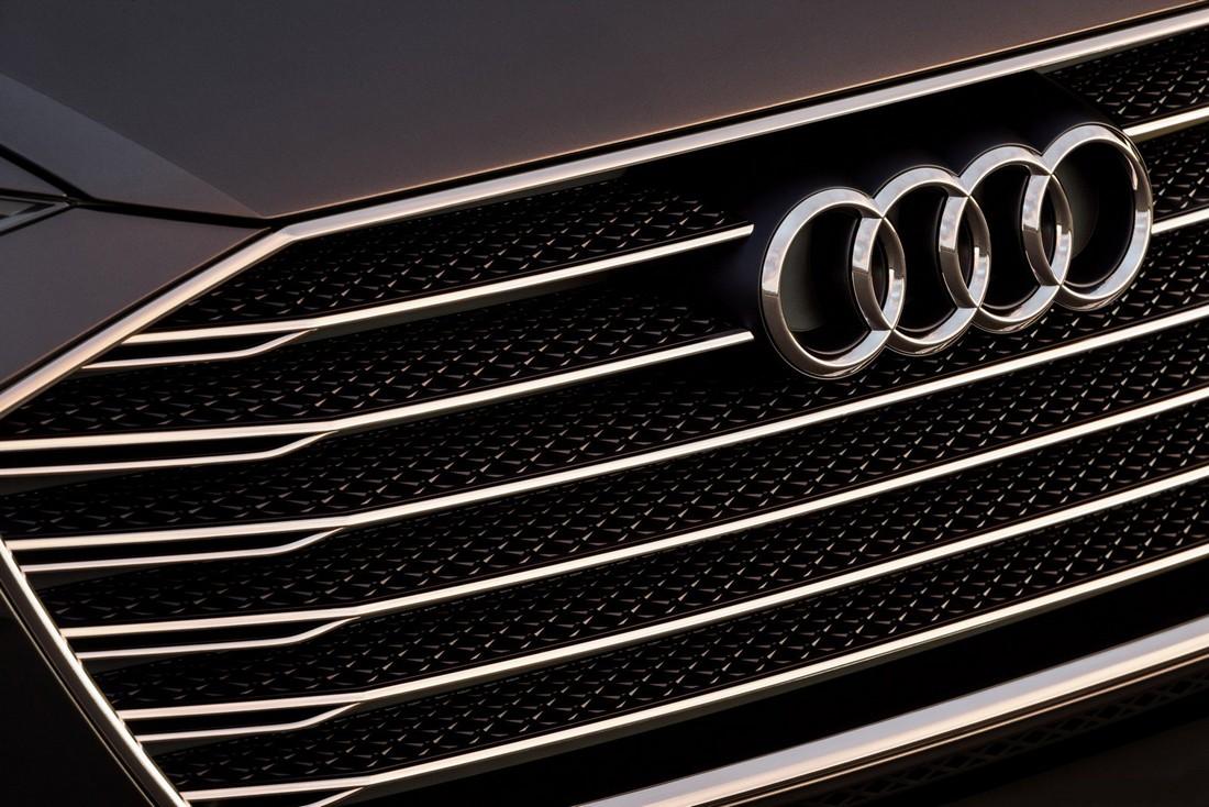 Ауди Пролог. Audi Prologue Concept . Фото№28