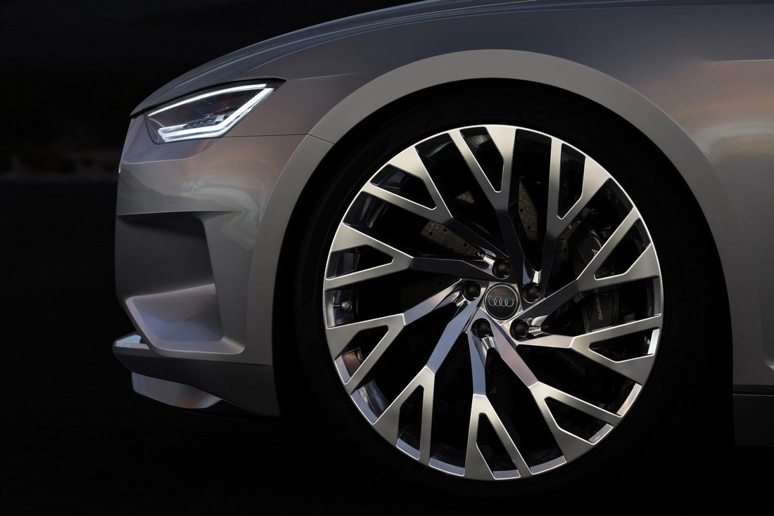 Ауди Пролог. Audi Prologue Concept . Фото№29