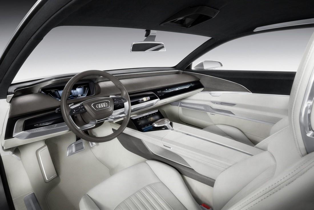 Ауди Пролог. Audi Prologue Concept . Фото№30