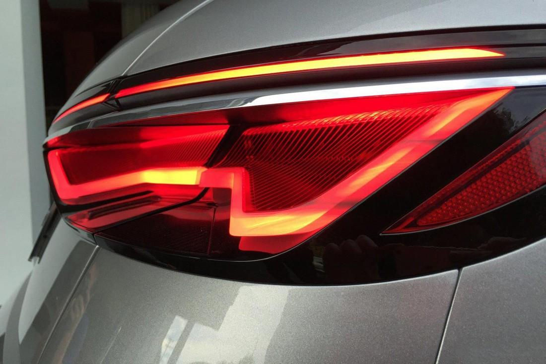 Ауди Пролог. Audi Prologue Concept . Фото№8