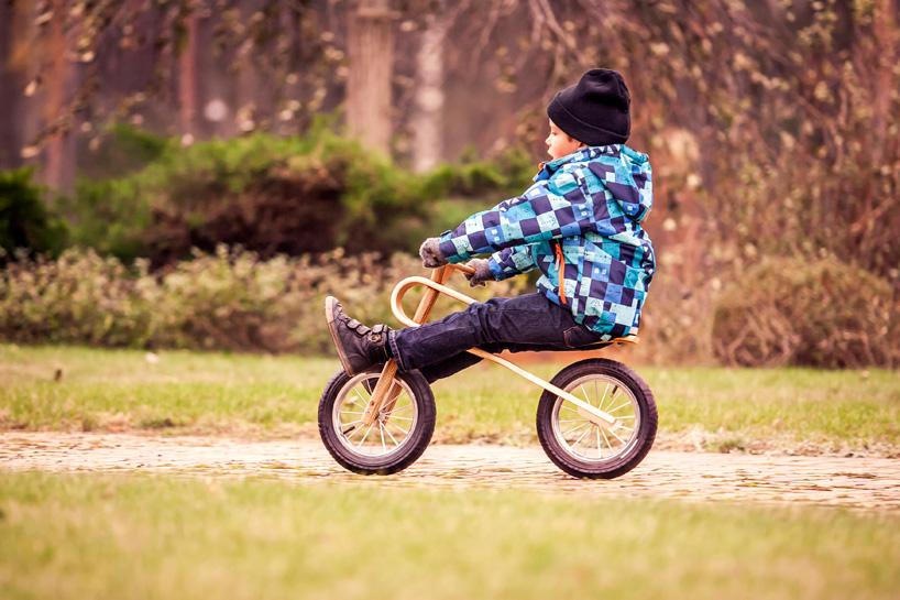 Детский велосипед ZumZum. Фото № 1