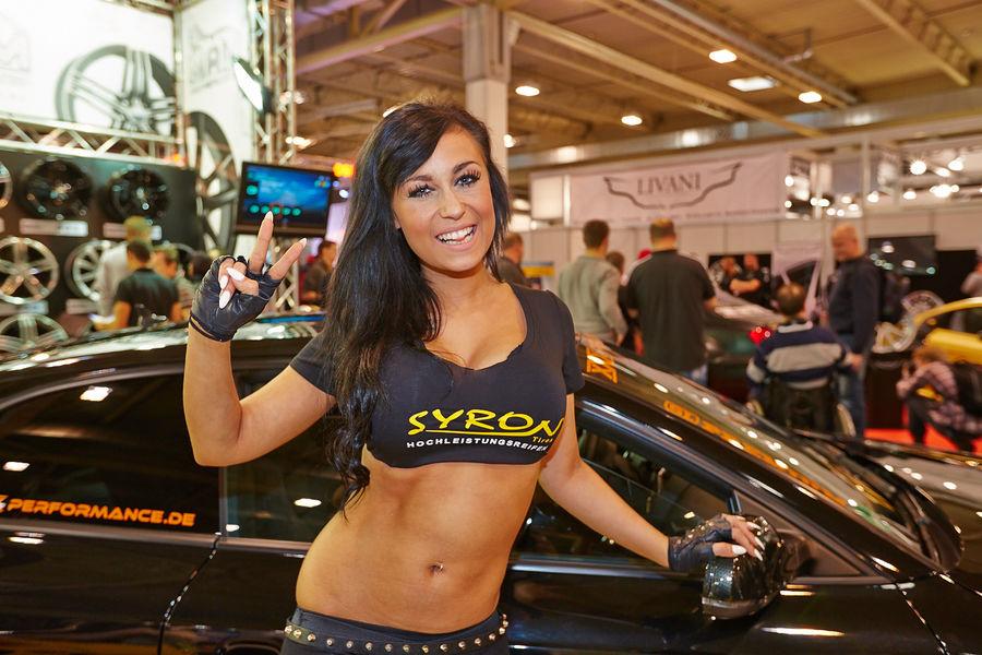 Эссенское автомобильное шоу. Essen Motor Show_06