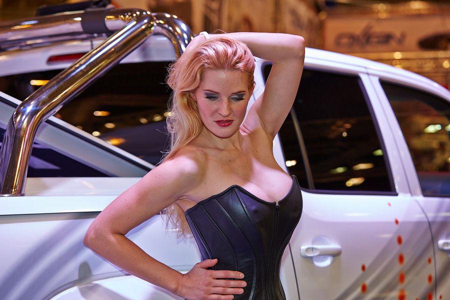 Эссенское автомобильное шоу. Essen Motor Show_08