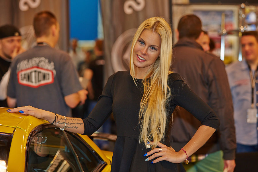 Эссенское автомобильное шоу. Essen Motor Show_11