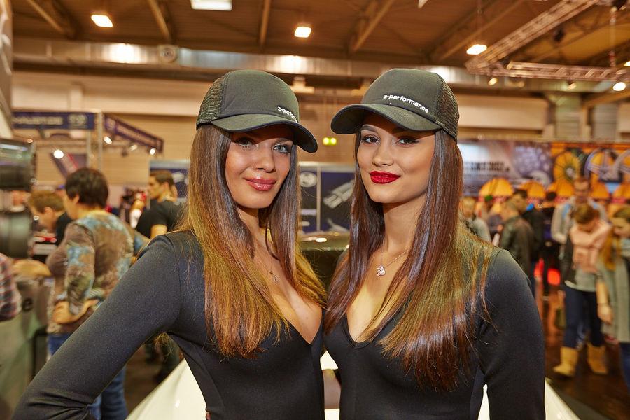 Эссенское автомобильное шоу. Essen Motor Show_12