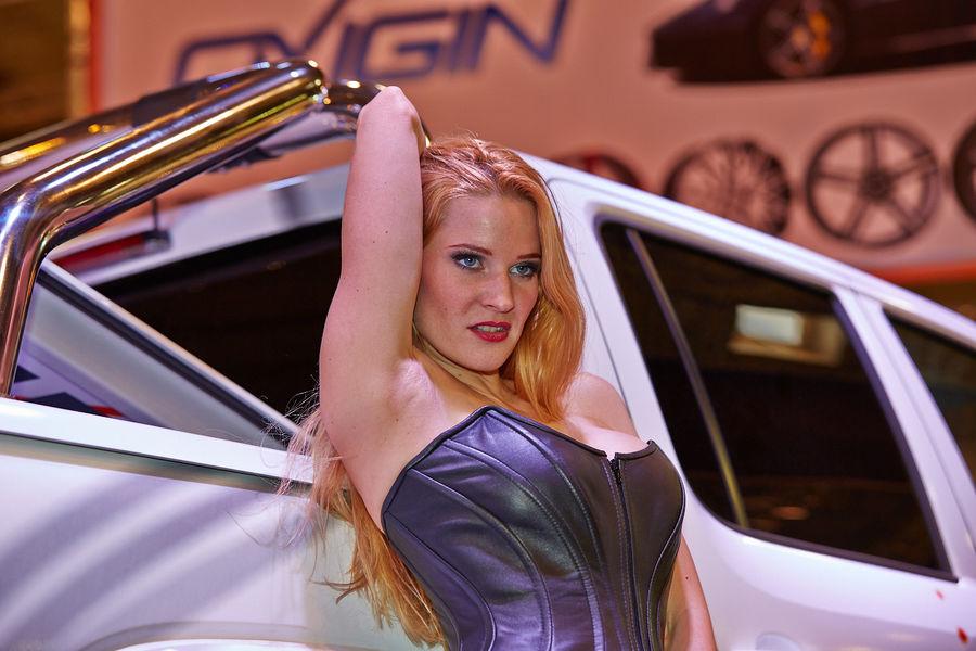Эссенское автомобильное шоу. Essen Motor Show_15