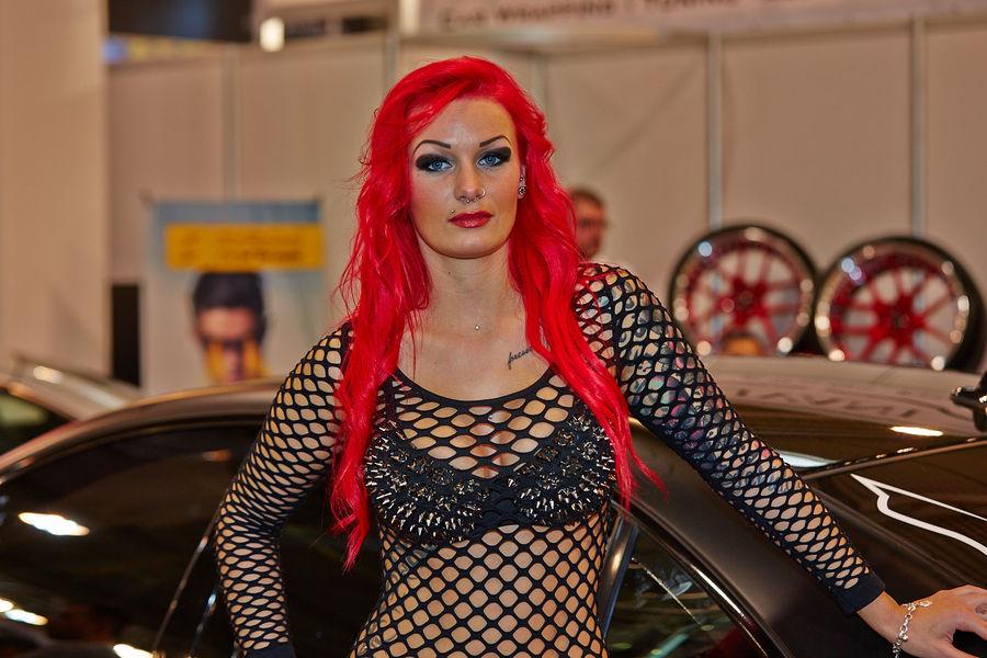 Эссенское автомобильное шоу. Essen Motor Show_16