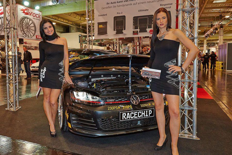Эссенское автомобильное шоу. Essen Motor Show_17