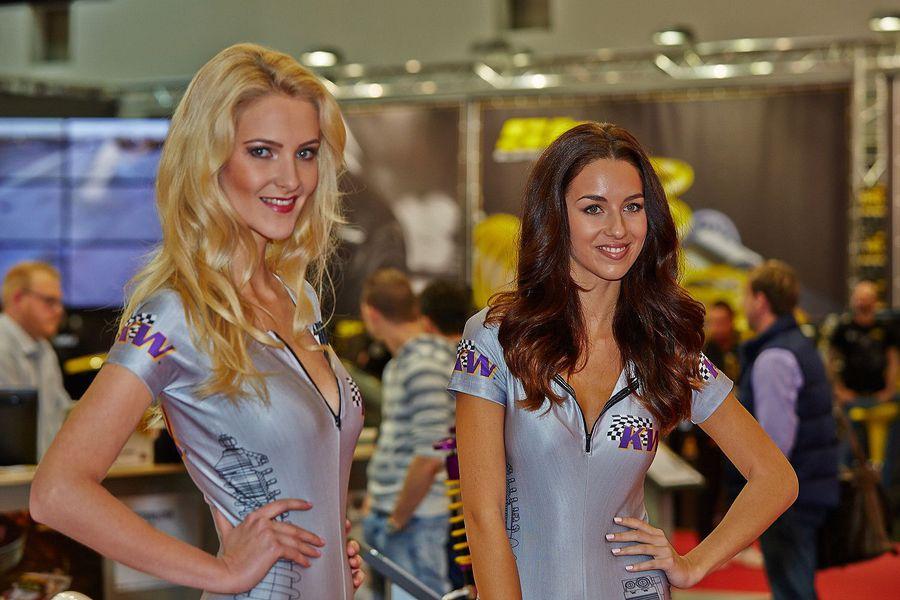 Эссенское автомобильное шоу. Essen Motor Show_24