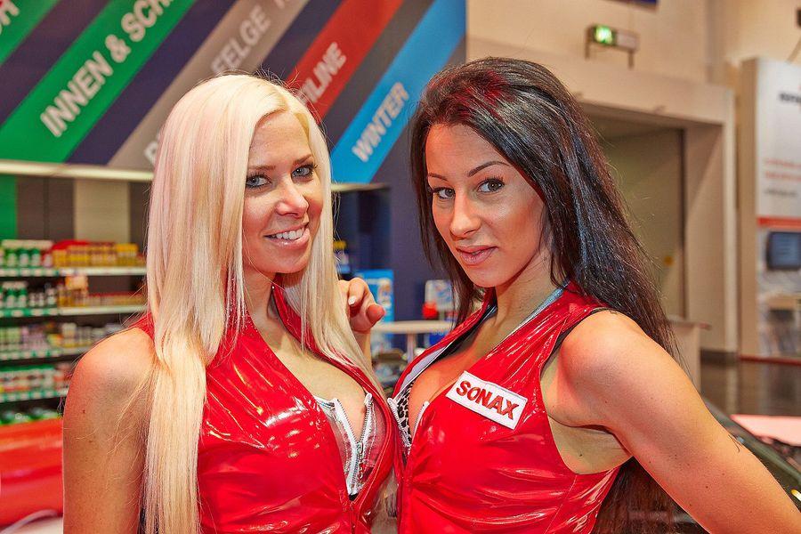 Эссенское автомобильное шоу. Essen Motor Show_26