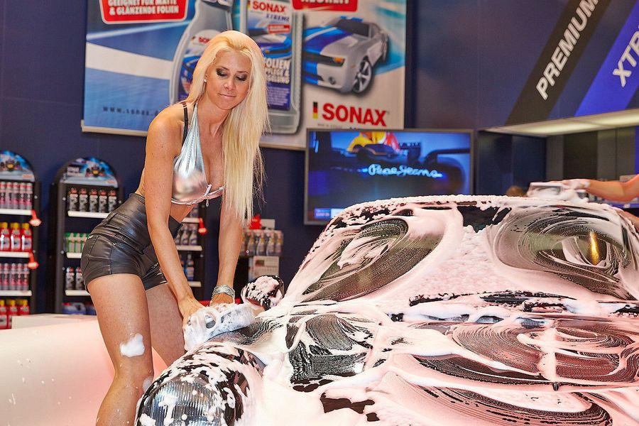 Эссенское автомобильное шоу. Essen Motor Show_27