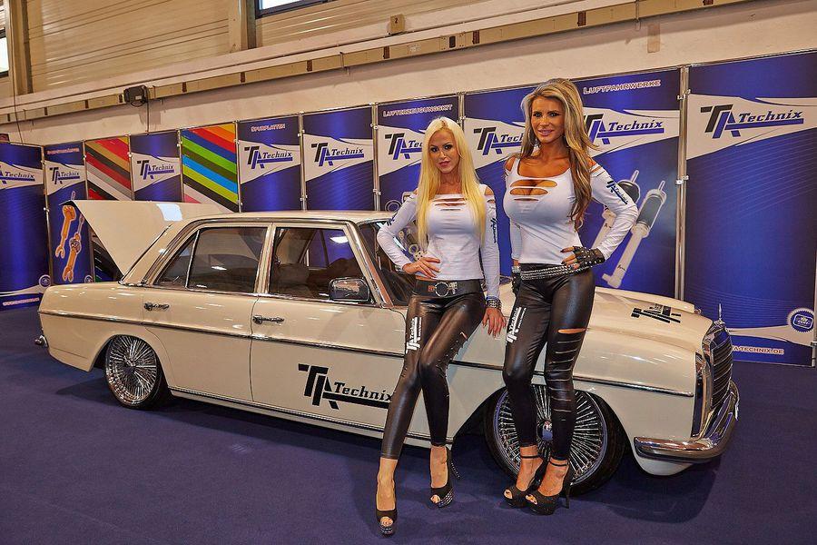 Эссенское автомобильное шоу. Essen Motor Show_28