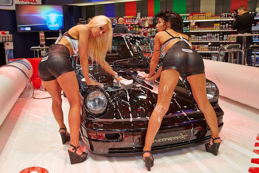 Эссенское автомобильное шоу. Essen Motor Show_33