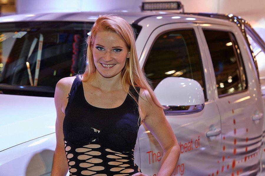 Эссенское автомобильное шоу. Essen Motor Show_35