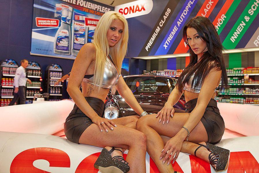 Эссенское автомобильное шоу. Essen Motor Show_36