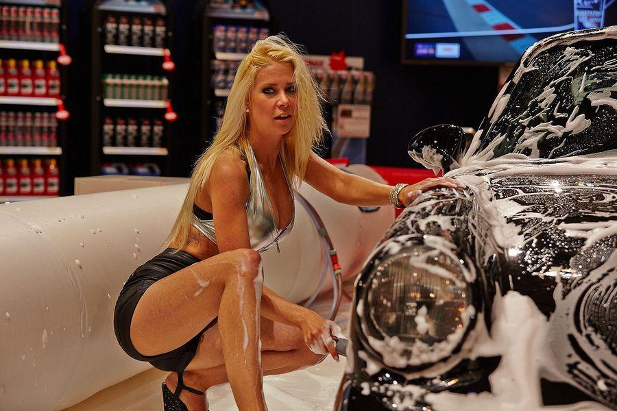Эссенское автомобильное шоу. Essen Motor Show_37