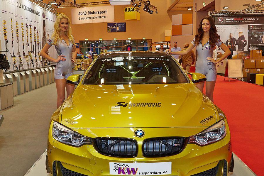 Эссенское автомобильное шоу. Essen Motor Show_38
