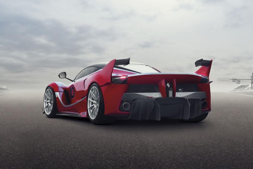 Ferrari FXXK. Фото № 1