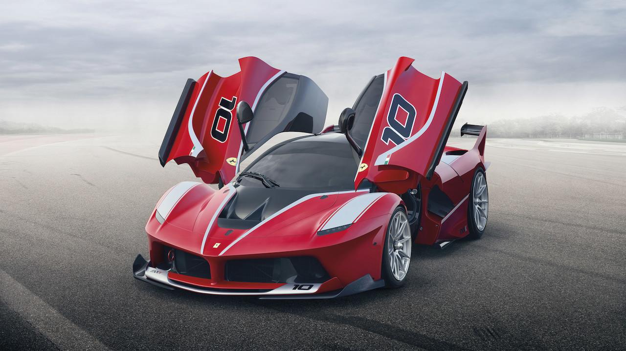 Ferrari FXXK. Фото № 2