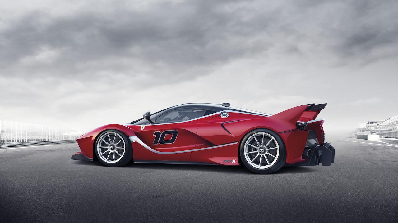 Ferrari FXXK. Фото № 3