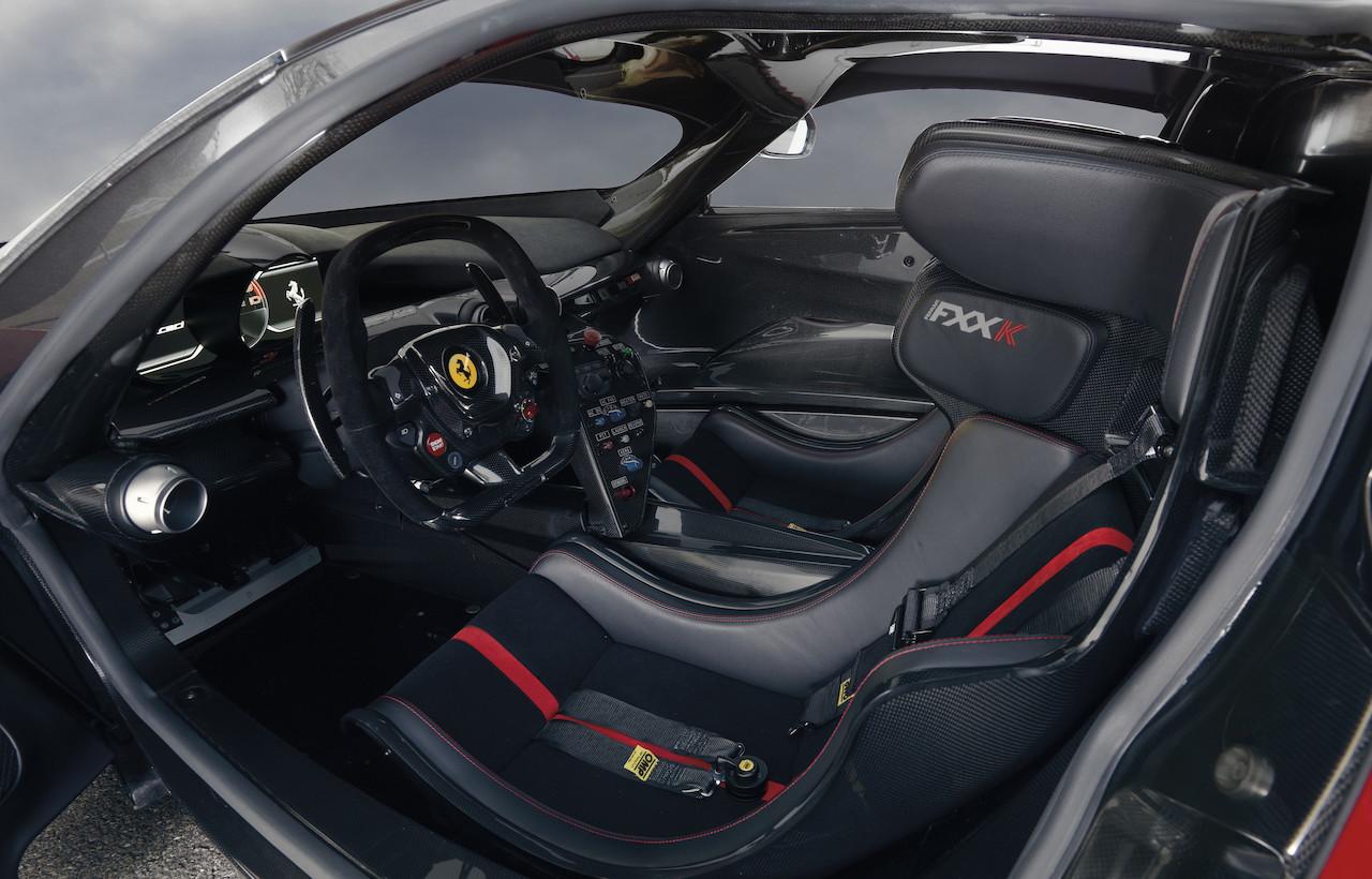 Ferrari FXXK. Фото № 4