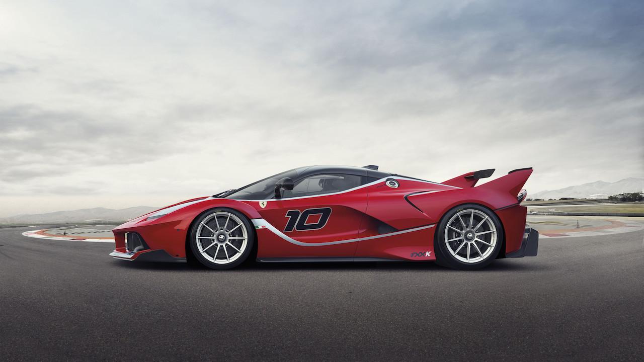 Ferrari FXXK. Фото № 5