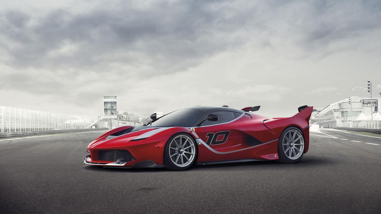 Ferrari FXXK. Фото № 6