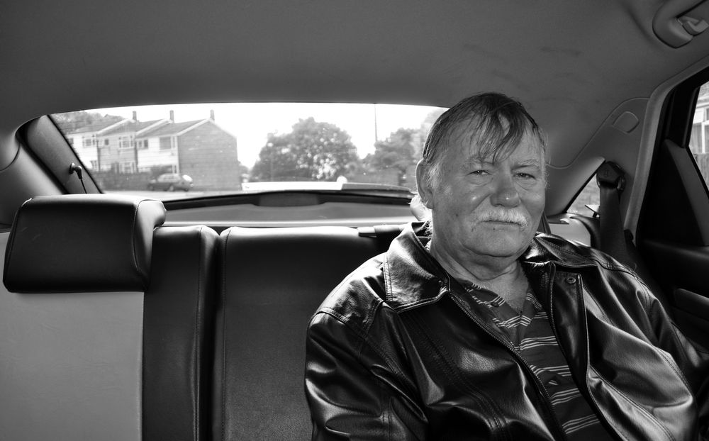 Фотографии пассажиров такси. Фото № 2